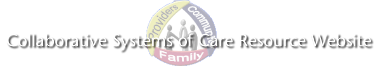 Wisconsin's Collaborative Systems of Care Resource Website